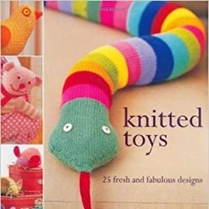 Knitted Toys Pattern Book!